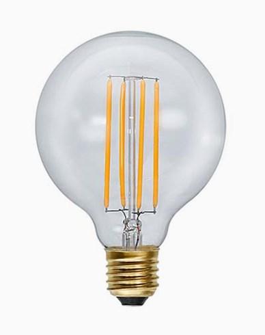 Star Trading Decoration Soft glow LED Globe Ø95mm 3,6W (30W) Dimbar