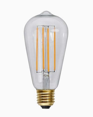 Star Trading Decoration LED Edison 3,6W (30W) E27 2200K Dimbar