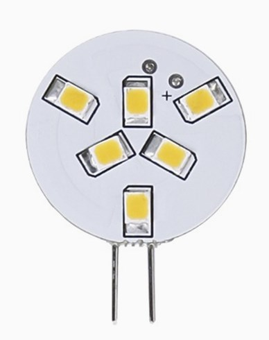 Star Trading Illumination LED 12V G4 1W (_15W)