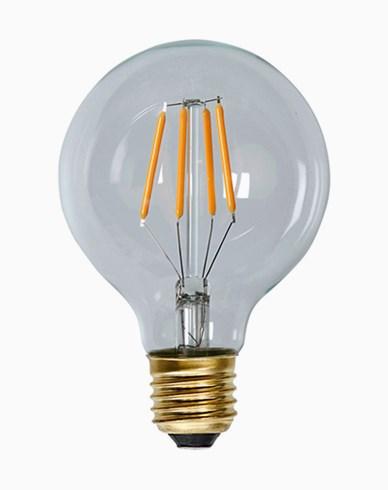 Star Trading Decoration LED filament G80 E27 1,5W (17W) Dimbar