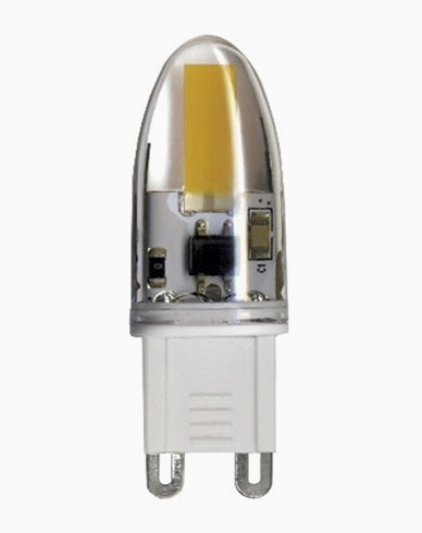 Star Trading Illumination LED Klar G9 1,6W 160 lm Dim. 344-08