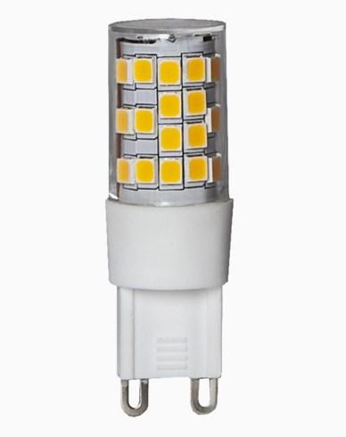 Star Trading Illumination LED Klar G9 2700K 400lm Dimmerkompatibel