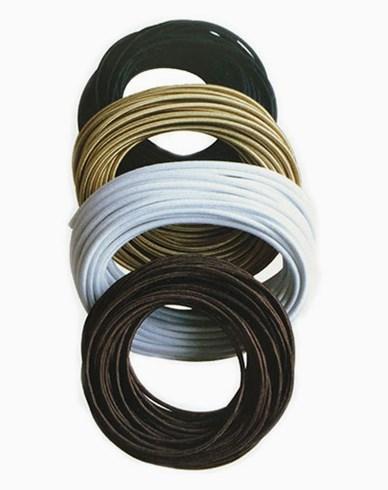Texa Design glatt vevd tekstil kabel - Svart