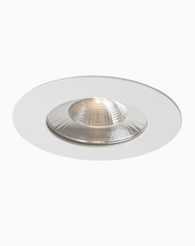 MAXEL - LED PUCK fast 5,3W/827 387lm 25° hvit