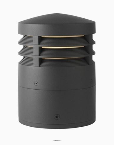 Maxel Sokkellampe ZÜRICH H.250 svart E27