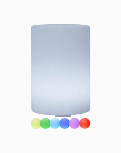 Star Trading Twilights LED utendørs dekorasjon sylinder 20 cm