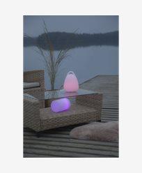 Star Trading Twilights LED utomhusdekoration cylinder 20 cm