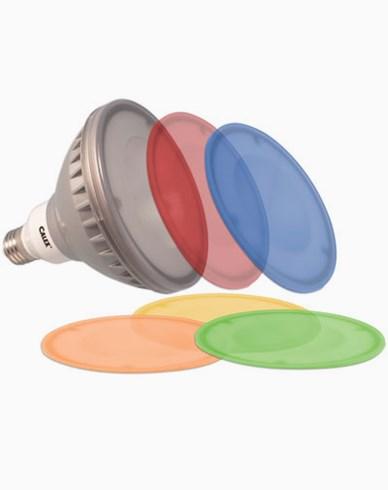 Calex Power LED Par38 240V 18W E27, 3000K  Red, Orang