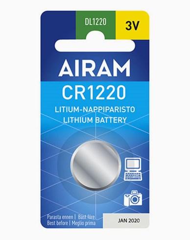 Airam 8714063 3V litium knappebatteri