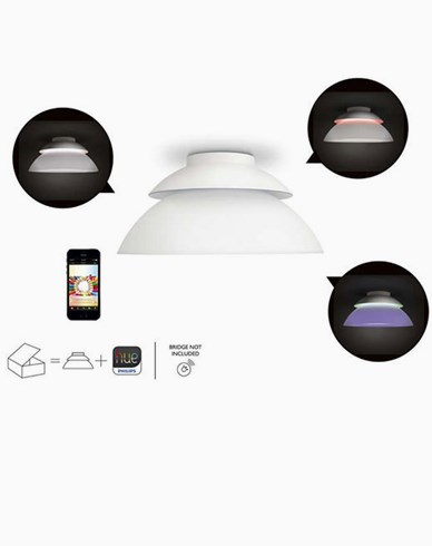 Philips Hue Color-Beyond-Ceiling extend