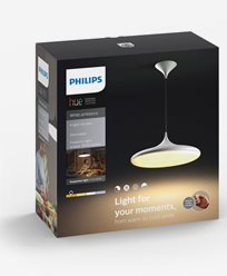 Philips Hue Cher pendant white 1x33W 24V. Inkl switch