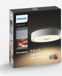 Philips Hue Fair ceiling lamp white 1x39W 24V. Inkl switch