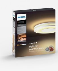 Philips Hue Being ceiling lamp white 1x32W 230V. Inkl switch