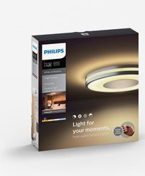 Philips Hue Being ceiling lamp BT aluminium 1x32W 230V. Inkl switch