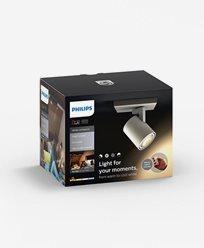 Philips Hue Runner single spot white inkl switch 1x5.5W 230V