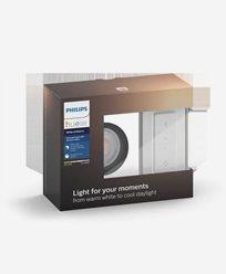 Philips Hue MILLISKIN recessed square alu 1x5.5W 230V (with remote)