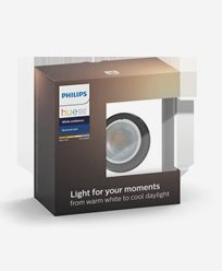 Philips Hue MILLISKIN recessed square alu 1x5.5W 230V (without remote)