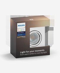 Philips Hue MILLISKIN recessed square white 1x5.5W 230V