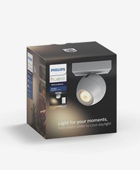 Philips Hue BUCKRAM single spot white 1x5.5W 240V