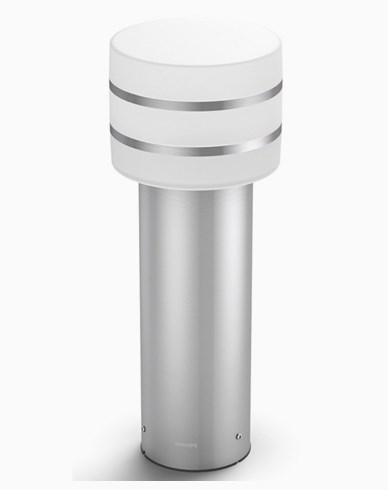 Philips Hue Tuar Utendørs Lav Sokkellampe stål 1x9.5W 230V