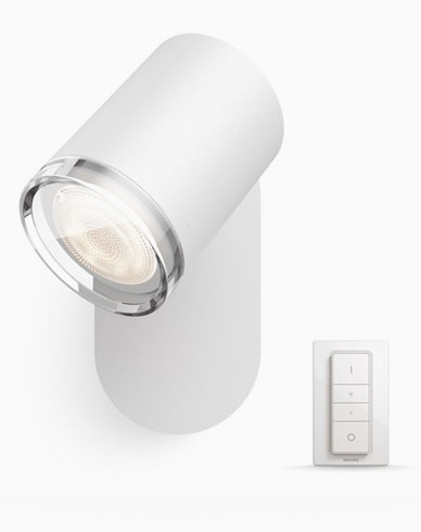 PHILIPS HUE WHITE AMBIANCE ADORE SPOT 1X5W. IP44