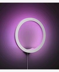 Philips Hue SANA Vegglampe Hvit 20W White Ambiance Color