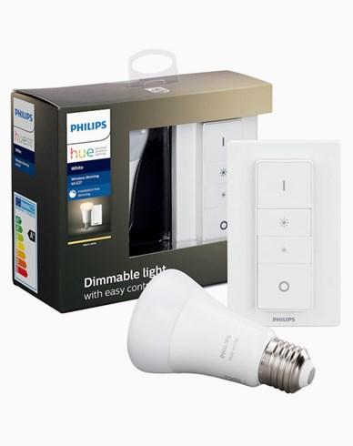 Philips Hue DIM kit white (2700K) 9.5W A60 E27 EU