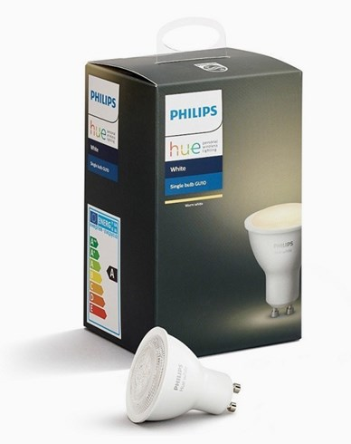 Philips Hue White 5.5W GU10 300lm