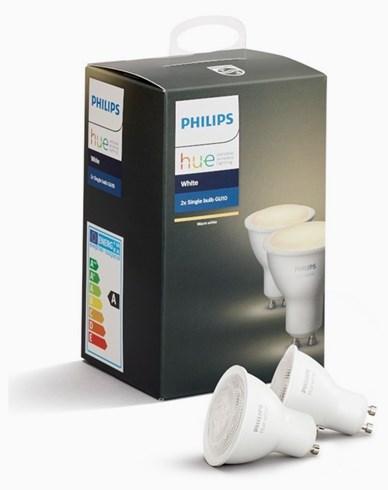 Philips Hue White 5.5W GU10 300lm 2-pack