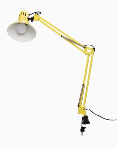 Airam Venla Bordlampe E27 Gul