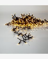 Star Trading Ljusslinga Serie LED Golden Warm White. 11m