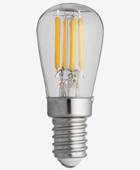 Unison LED minipære E14 3.3W/2200 280lm kan dimmes