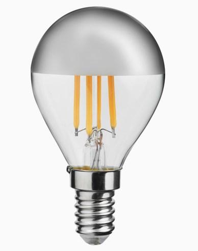 Unison LED toppspeilet krone E14 2.5W/2700 200lm kan dimmes