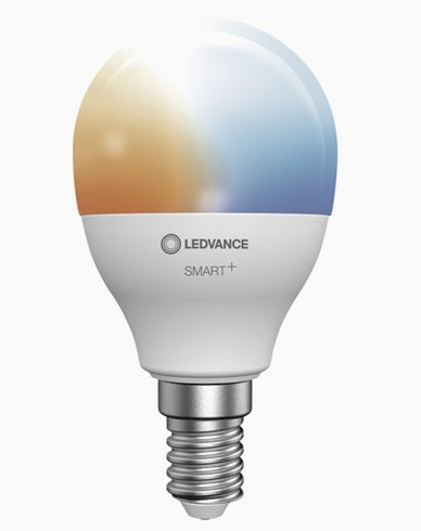 Ledvance Smart+ Bluetooth Klotlampa Dim 5W/2700-6500K. E14