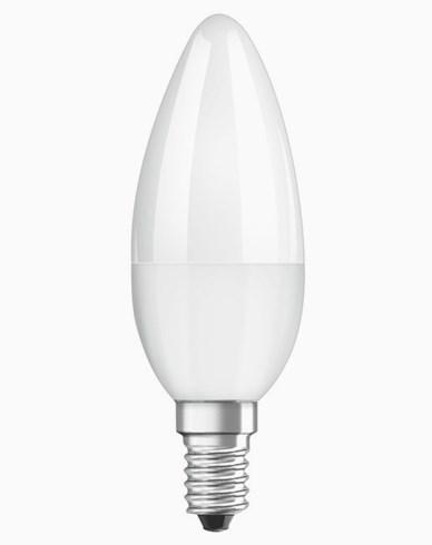 LED SUPERSTAR Classic B dimbar frostad E14, 4,9W/2700