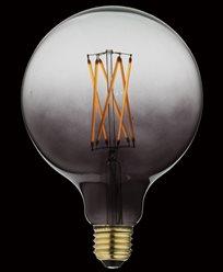 Danlamp LEDlampa Mega Edison GREY 2,5W/2200K