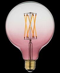 Danlamp LEDlampa Mega Edison RED 2,5W/2200K