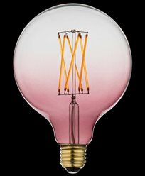 Danlamp LEDpære Mega Edison RED 2,5W/2200K