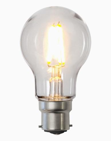 Star Trading LEDlampa iPC-plast Normal B22 2700K 3,3W (25W)
