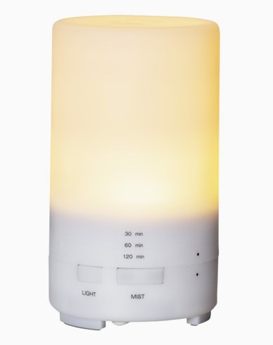 Star Trading LED-lampa med luftfuktare och doft