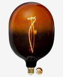 Star Trading Decoration LED E27 G150 COLOURMIX. Yellow
