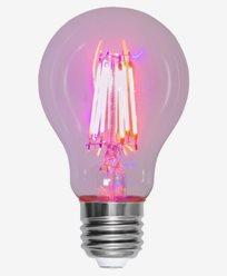 Star Trading LED A60 Plant lampe Trives E27 6.5W / 1300K
