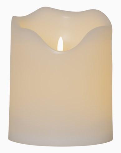 Star Trading LED Blokklys Flame Grand 20cm
