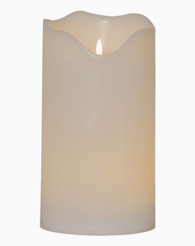 Star Trading LED Blokklys Flame Grand 30cm