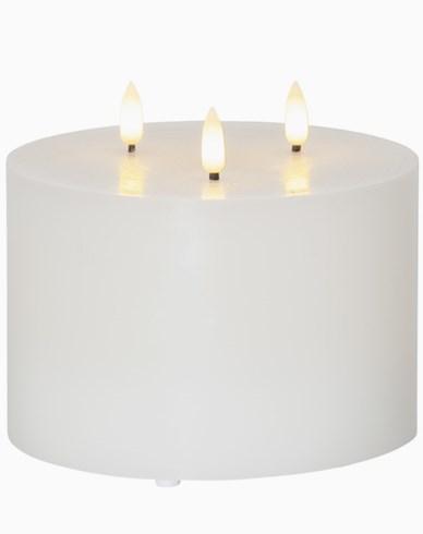 Star Trading LED Blockljus Flamme 13cm