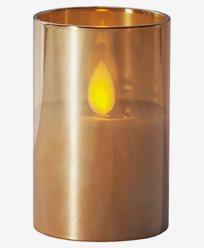 Star Trading LED Blockljus M-Twinkle 7,5cm