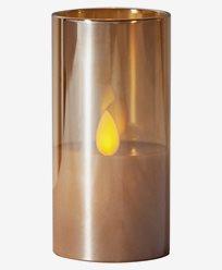 Star Trading LED Blockljus M-Twinkle 10cm