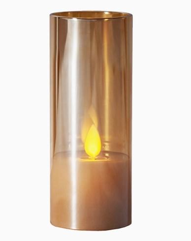 Star Trading LED Blockljus M-Twinkle 12,5cm