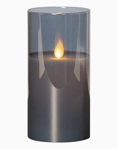 Star Trading LED Blockljus M-Twinkle 15cm