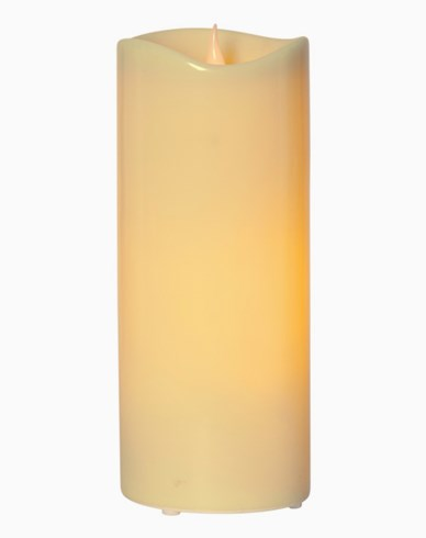 Star Trading LED Blockljus Grande 31cm